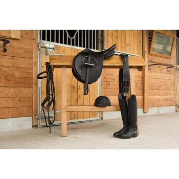 Filet + rênes équitation cheval et poney EDIMBURGH - 1126979