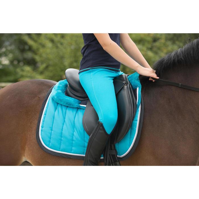 Amortisseur de dos mousse équitation cheval et poney LENA POLAIRE - 1127014