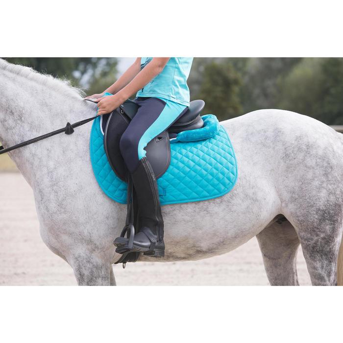Tapis de selle équitation poney et cheval SCHOOLING - 1127019