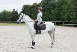 Onderlegger schuim ruitersport - paar en pony LENA POLAIRE - 1127021