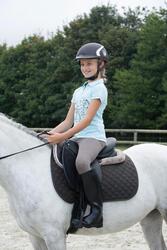 Onderlegger schuim ruitersport - paar en pony LENA POLAIRE - 1127023