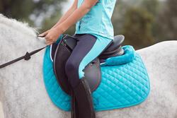Onderlegger schuim ruitersport - paar en pony LENA POLAIRE - 1127025