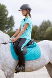Onderlegger schuim ruitersport - paar en pony LENA POLAIRE - 1127031