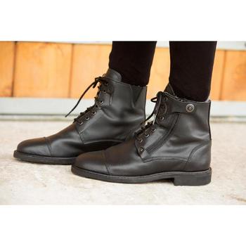 Boots équitation adulte TRAINING LACET 700 - 1127044