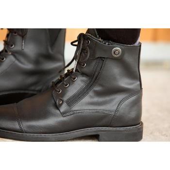 Boots équitation adulte TRAINING LACET 700 - 1127052