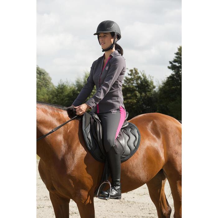 Pantalon équitation femme BR700 basanes - 1127061