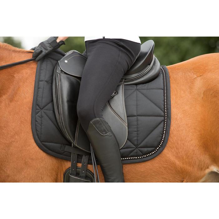 Paardrijbroek dames BR560 Grip met siliconen inzetstukken - 1127081