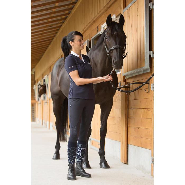 Licol équitation poney et cheval ROMEO cuir - 1127088
