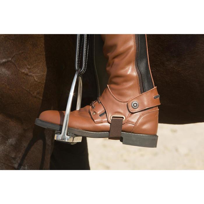 Étriers équitation enfant et adulte INOX - 1127104