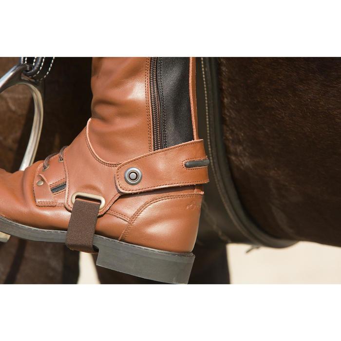 Boots équitation adulte TRAINING LACET 700 - 1127105