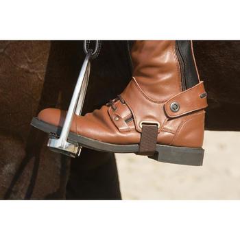 Boots équitation adulte TRAINING LACET 700 - 1127106