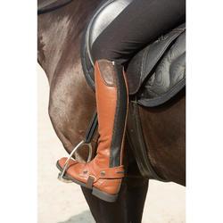 Estribos equitación niño y adulto ACERO INOXIDABLE