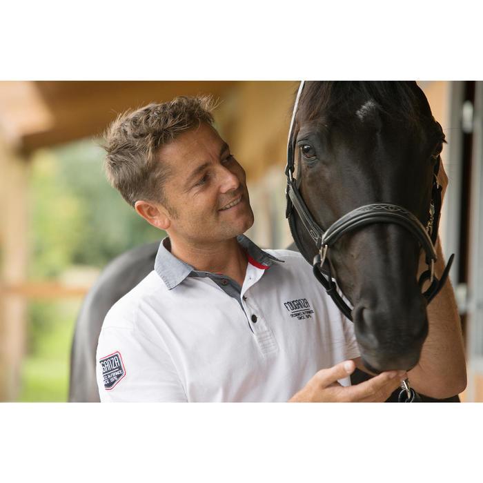 Licol équitation poney et cheval ROMEO cuir - 1127130