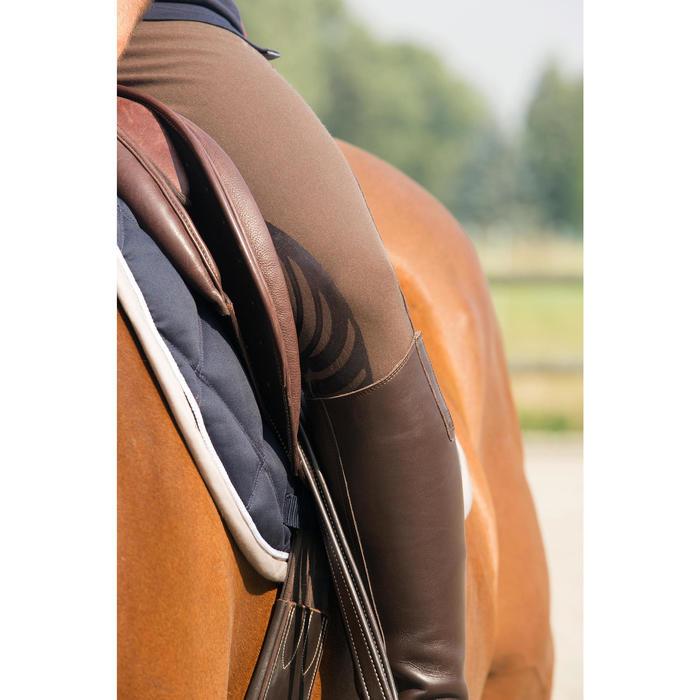 Pantalon équitation homme BR560 GRIP basanes silicone - 1127136