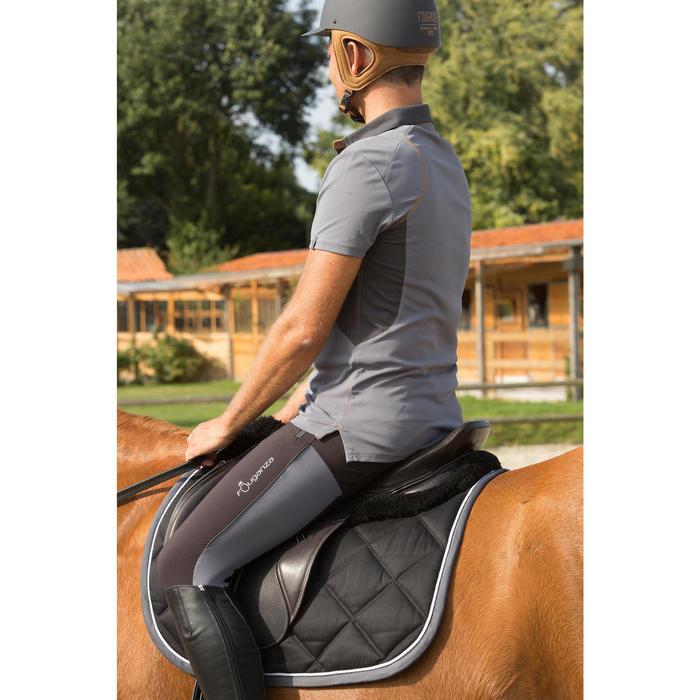 Pantalon équitation homme BR500 MESH - 1127148
