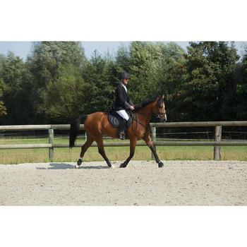 Collier + martingale équitation cheval et poney ROMEO - 1127150