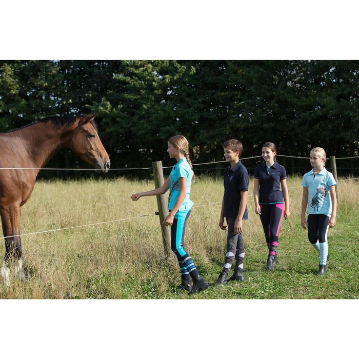 Paardrijsokken Losanges volwassenen 2 paar - 1127159