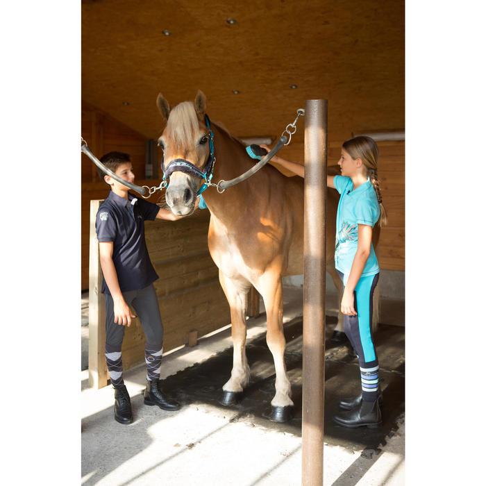 Pantalon équitation enfant BICOLO - 1127162