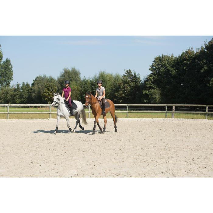Schabracke Schooling für Pony/Pferd braun