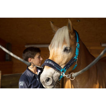 Licol + longe équitation poney et cheval WINNER - 1127186