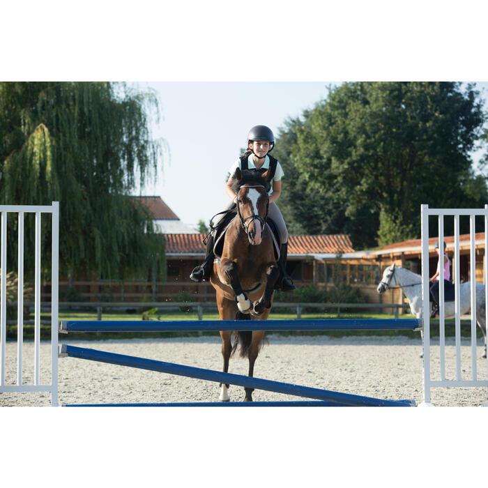 Filet + rênes équitation STRASS noir -  cheval - 1127201