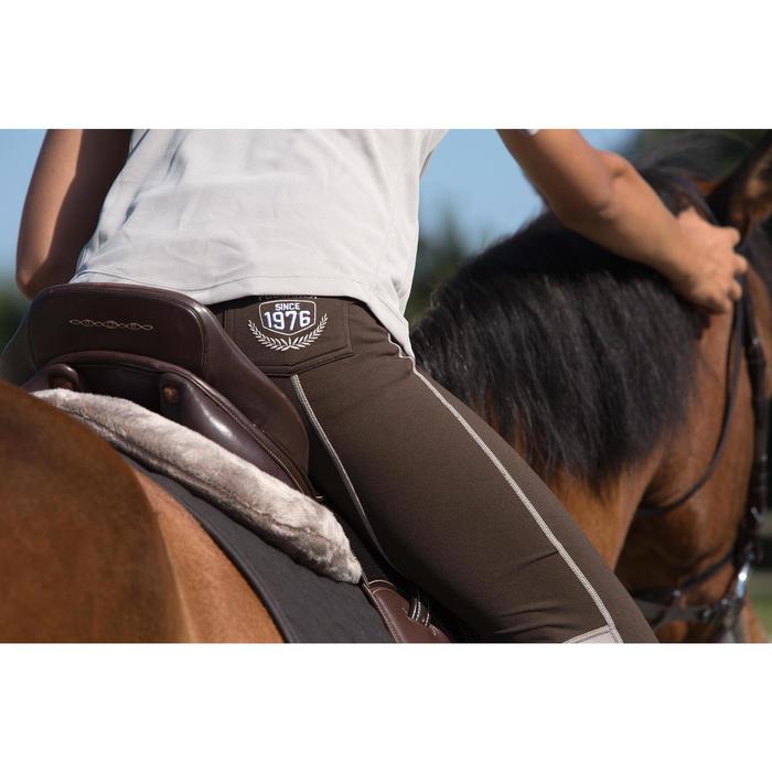 Amortisseur de dos mousse équitation cheval et poney LENA POLAIRE - 1127204