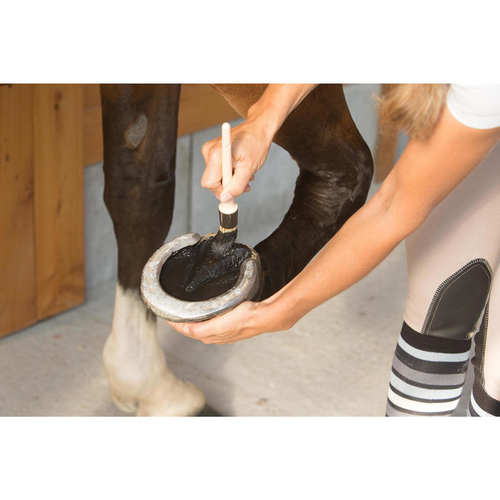 Huffett Pflegesalbe schwarz 1 Liter