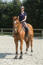 Riem + martingaal Romeo ruitersport - maat pony en paard - 1127234