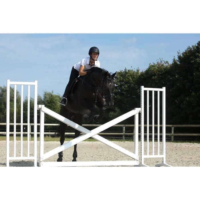 Filet + rênes équitation PULL BACK - taille cheval - 1127236
