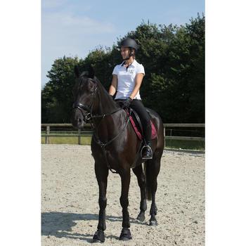 Collier + martingale équitation ROMEO - tailles poney et cheval - 1127242