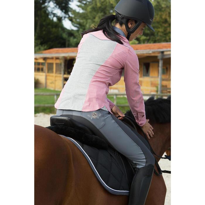 Pantalon équitation femme PERFORMER 500 - 1127253