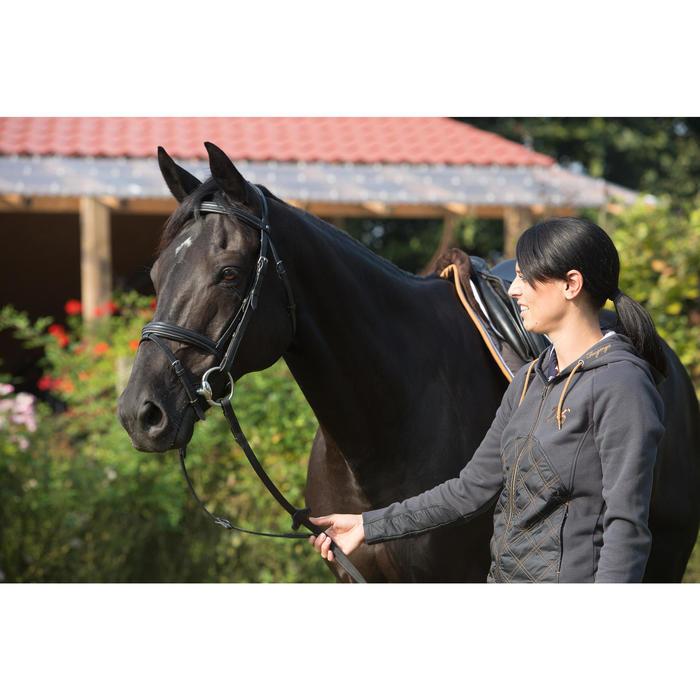 Filet + rênes équitation cheval et poney EDIMBURGH - 1127264