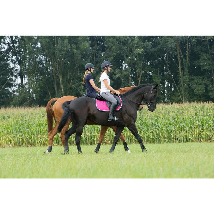 Tapis de selle équitation cheval JUMP - 1127286