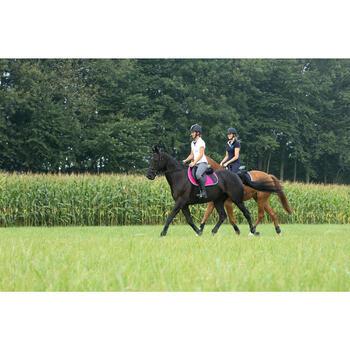Tapis de selle équitation cheval JUMP - 1127287