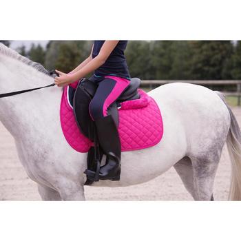 Bottes équitation enfant SCHOOLING 100 noir - 1127342