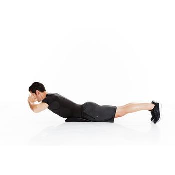 Cojín Abdominales Pilates Domyos Cross Training Negro Musculación Abdomat