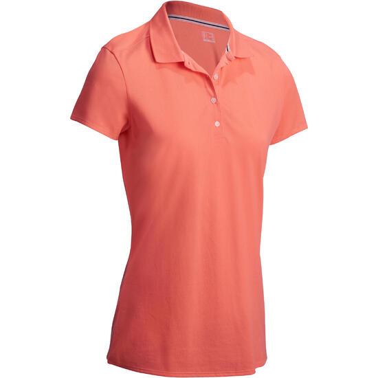 Golfpolo 500 voor dames - 1127390