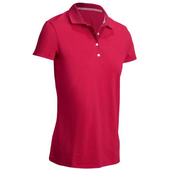 Golfpolo 500 voor dames - 1127391