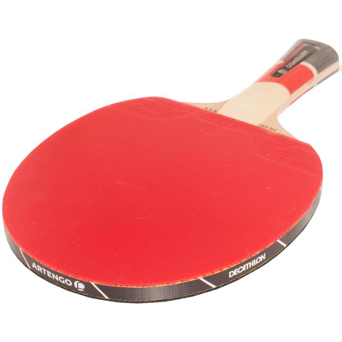 RAQUETTE DE TENNIS DE TABLE EN ÉCOLE FR 530 3* - 1127436
