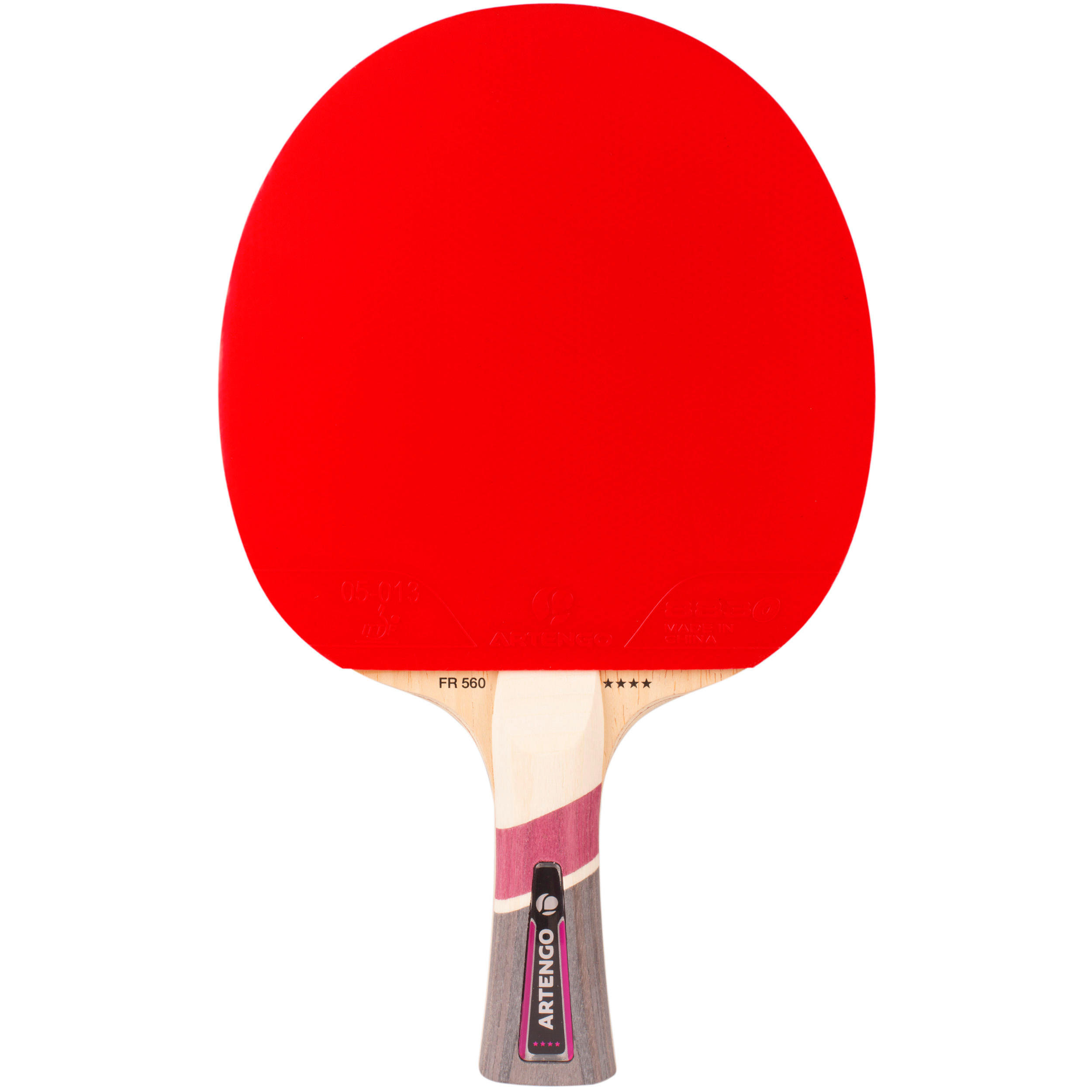 RAQUETTE DE TENNIS DE TABLE FR 560 4*