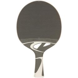 RAQUETTE DE TENNIS DE TABLE FREE TACTEO 50 OUTDOOR GRISE
