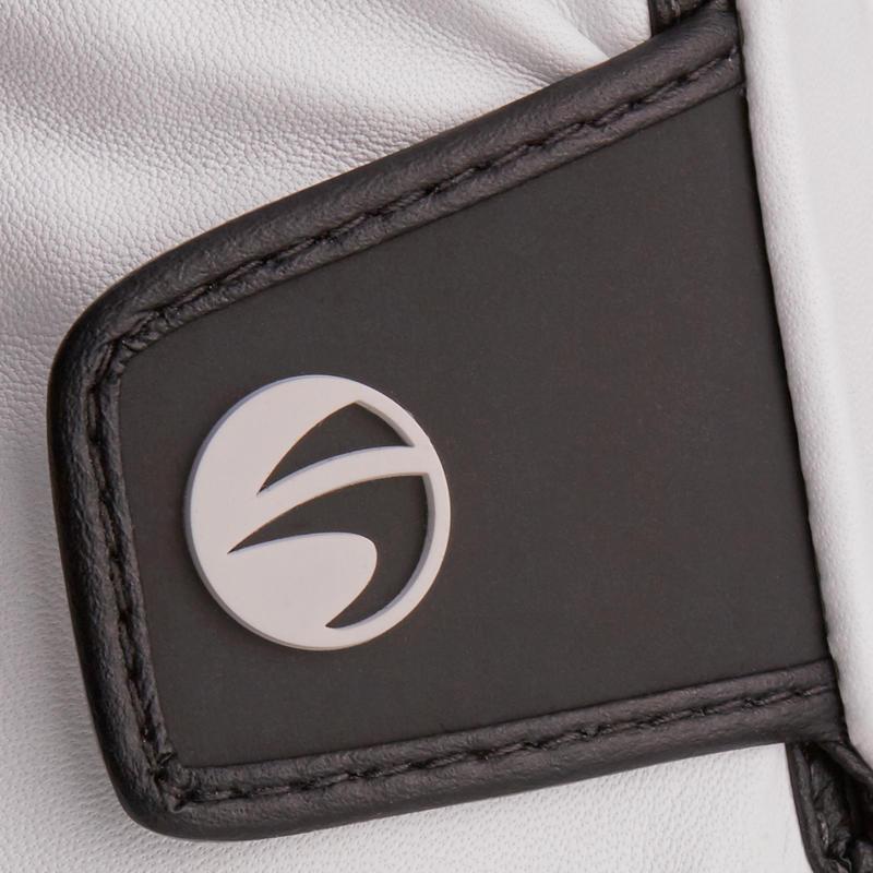 500 Women's Golf Advanced and Expert Glove - Right-Hander White