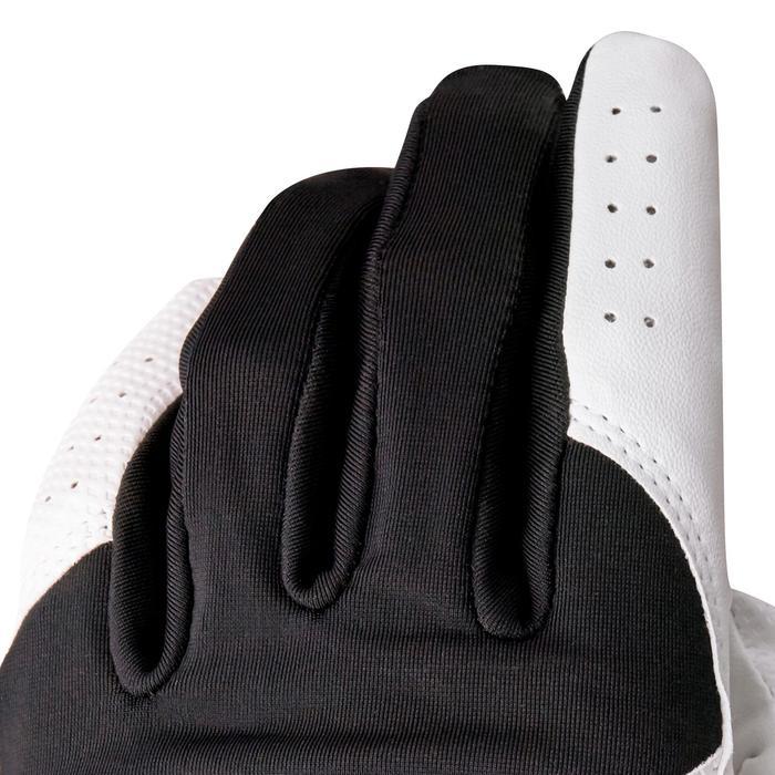 Gant de golf femme 100 débutante droitière blanc - 1127586