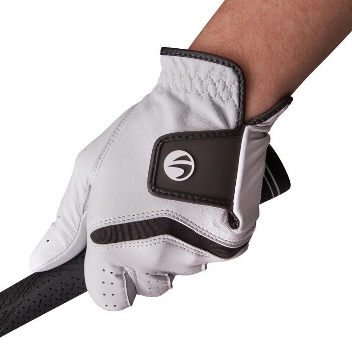 Golfhandschuh 500 RH Damen weiß