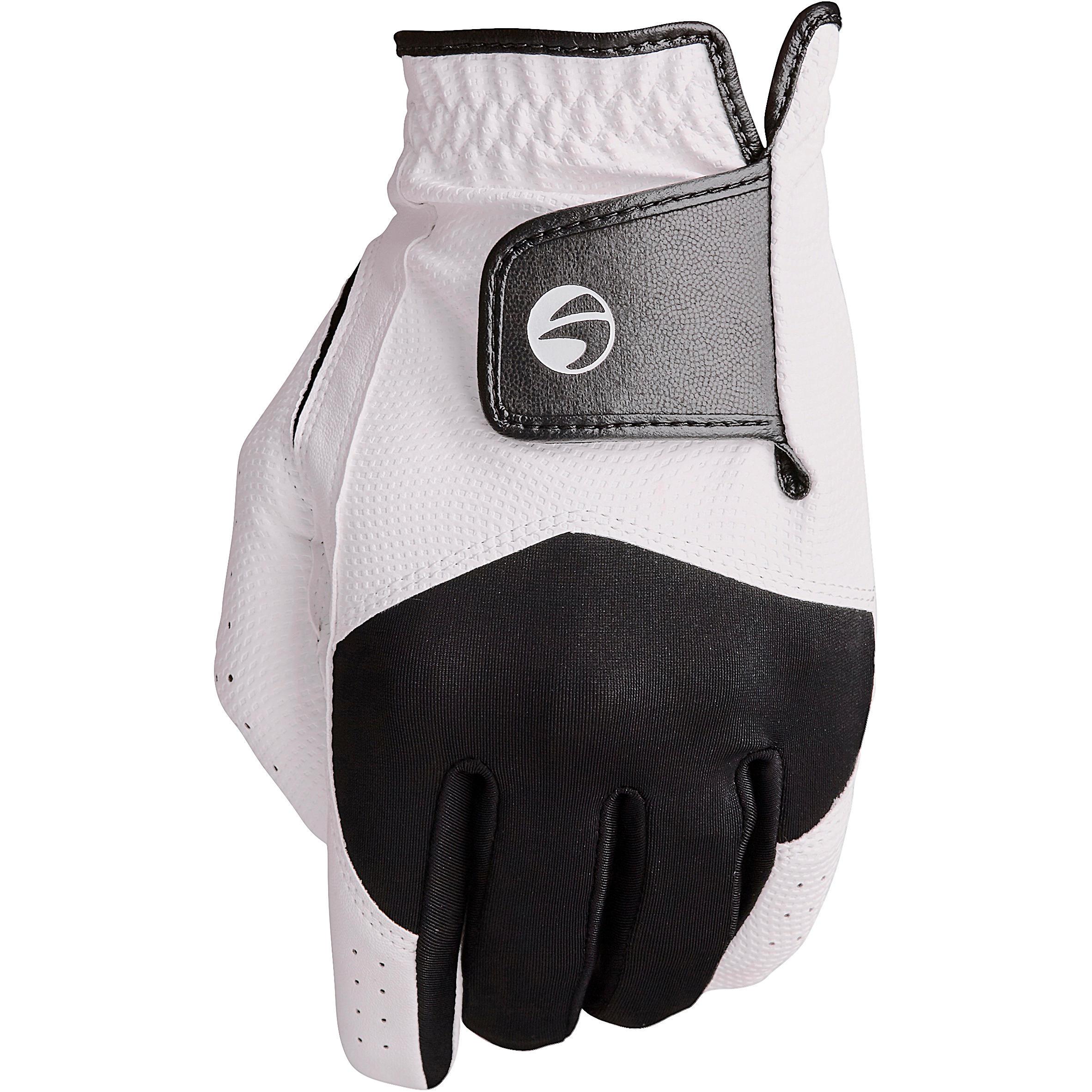 Men Golf Glove 100 Right-Handed White