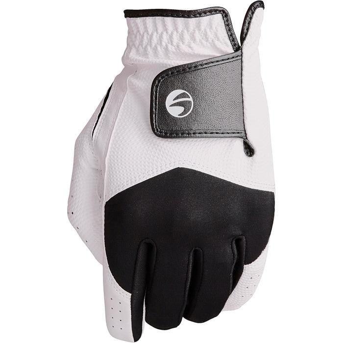 Gant de golf homme 100 débutant droitier blanc - 1127590