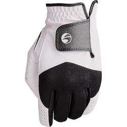 100 Men's Golf Beginner Glove - Right-Hander White