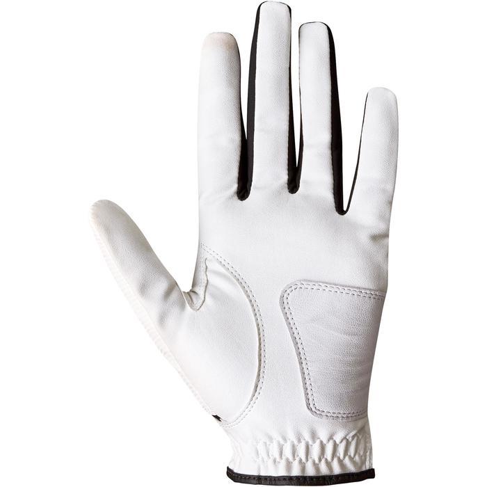 Gant de golf femme 100 débutante droitière blanc - 1127598