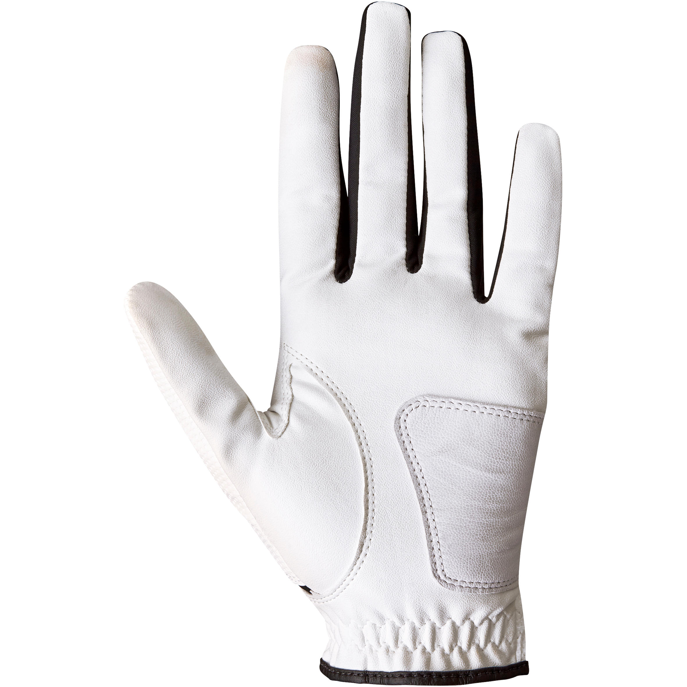 Women Golf Glove 100 Right-Handed White