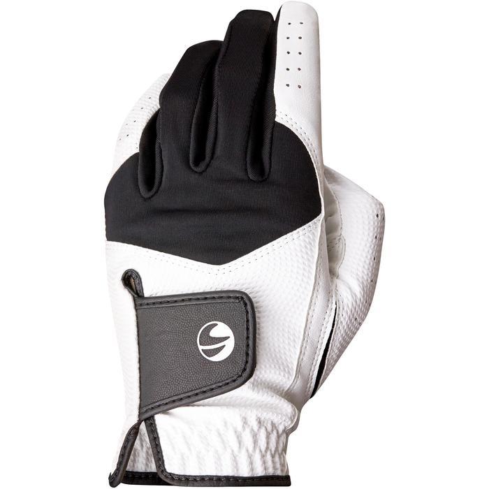 Gant de golf femme 100 débutante droitière blanc - 1127600